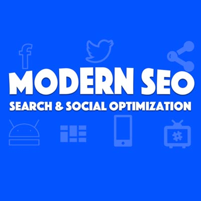 Modern Search Engine Optimization (SEO)