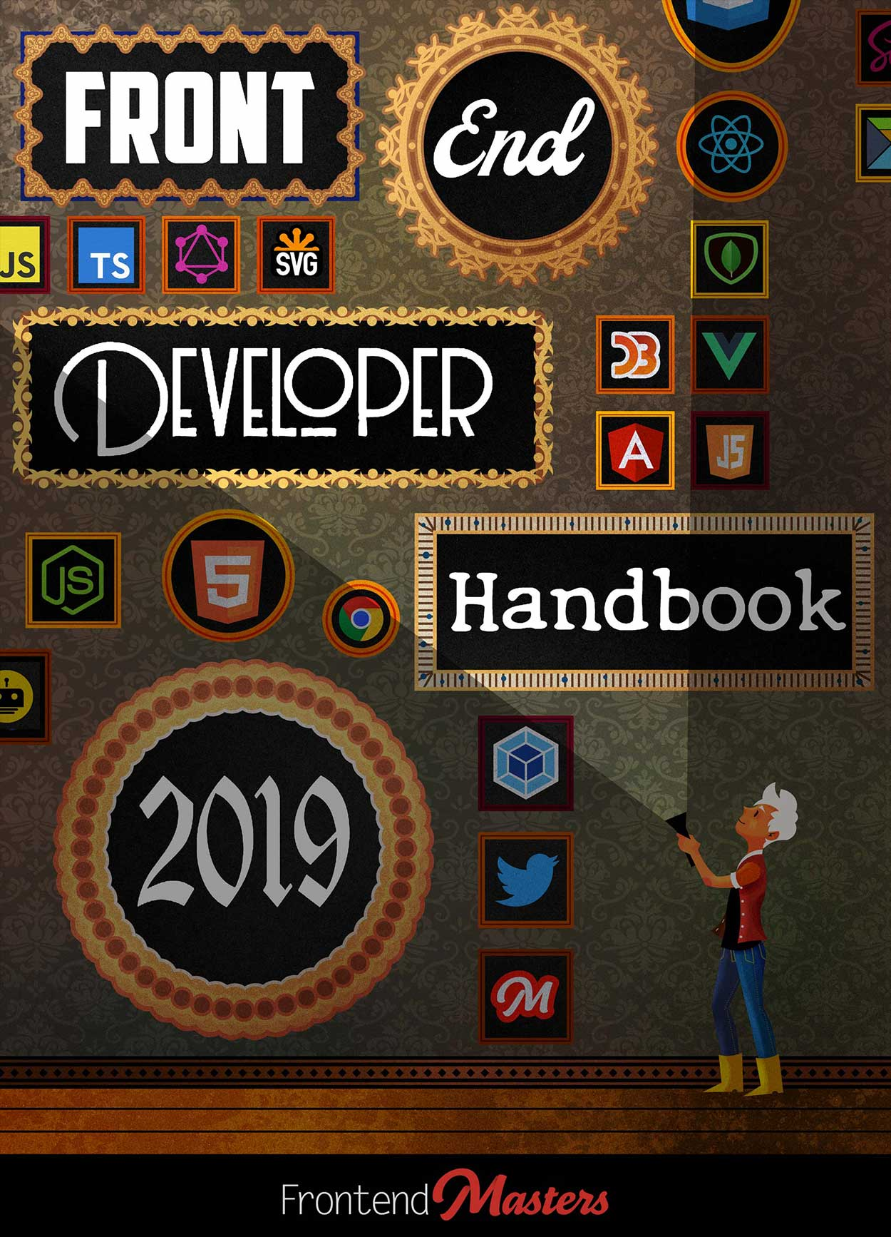 Front-end Developer Handbook 2019 - Learn the entire
